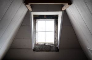 A Common Place For Mold Growth Is The Attic