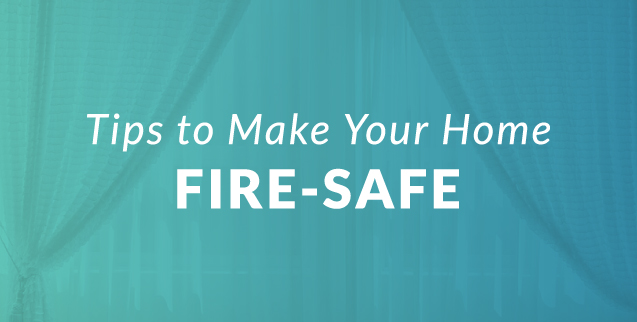 Tips to Fireproof Your Home