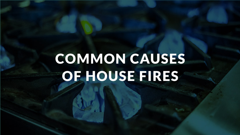 Common Causes of House Fires