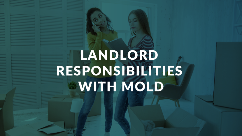 Landlord Responsibilities with Mold